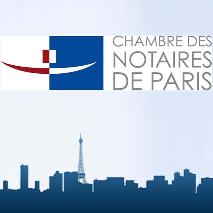 Chambre des notaires de paris cylo for Chambre de notaire paris