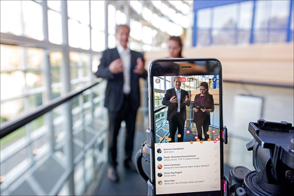 Comment réaliser un Facebook live